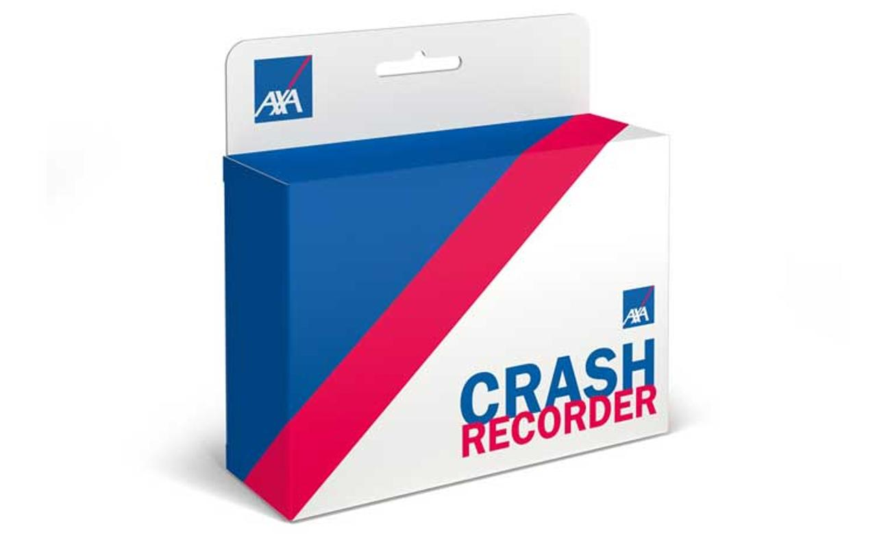 Crash Recorder with a discount for young drivers